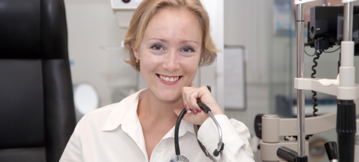 http://www.dreamstime.com/stock-photography-female-medical-professional-image13182362