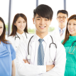 http://www.dreamstime.com/stock-photos-professional-medical-doctor-team-standing-clinic-hospital-image41957113